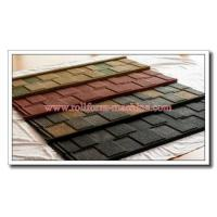 Buy cheap Colourful Stone Coated Steel Roofing Tile Sheet, Metal Roof Building Material Prices for Kenya from Wholesalers