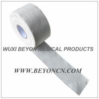 Buy cheap White Non - Elastic Strip Glue Sports Strapping Tape Fix Hot Cold Packs In Position from wholesalers
