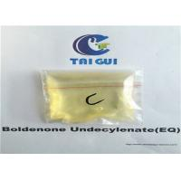 Cheap Boldenone Undecylenate EQ Injectable Anabolic Steroids 200mg/ml Equipoise Yellow Liquid for sale