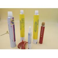 Buy cheap Aluminum Printed Tube Packaging For Ointment Cream / Gel Screw Cap from Wholesalers
