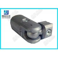 Buy cheap AL-5 Silver Aluminium Tube Joiners Joints Connector Claw Head Shape Die Casting from wholesalers