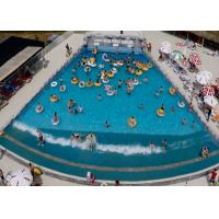 Buy cheap 45 kW Air Blower Water Park Wave Pool Powered By Vacuum Pump from wholesalers
