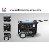 Buy cheap Dual Voltage Unleaded Gasoline 5kVA Portable Inverter Generator Air - cooled OHV from Wholesalers