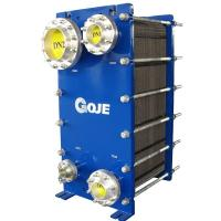 Buy cheap advanced  technology Cheap Semi-welded plate heat exchanger ammonia evaporator from wholesalers