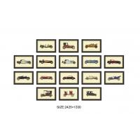 Buy cheap Canvas Wall Art Wooden Frame & Mirrors from Wholesalers