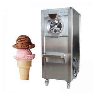 Buy cheap Wholesale YB-20 Hard Ice Cream Machine, Italian Ice Cream Making Machine from wholesalers