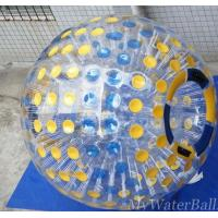 Buy cheap Nice Colorful Zorb Ball Played on Grassland, On Water, On Snow, On Sand and Playground from Wholesalers