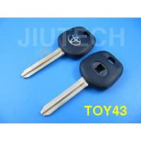 Buy cheap Toyota key shell TOY43 from wholesalers