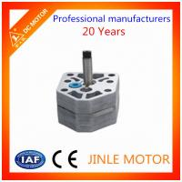 Buy cheap Small Displacement Hydraulic Gear Pump Of DC Power Units For Snow Plows from Wholesalers