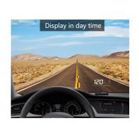 Buy cheap Universal Cars A200 Hud Multi Function Trip Computer Fatigue Driving Alarm from wholesalers