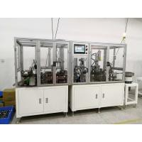 Buy cheap 50HZ 2.5KW Automatic Assembly Machine 4800*1400*1800mm For Capacitor Assembly from wholesalers