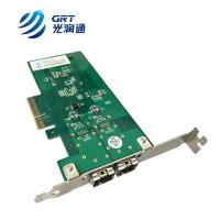 Buy cheap IEEE member Compatible Allied Telesis 2973SX PCIe 1000Mb dual port SFP Network Interface Card for Server from wholesalers