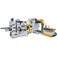 China Feeding Step 9999.99mm NC Servo Feeder with Decoiler And Straightener For Punching Machine on sale