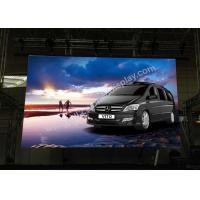 Buy cheap P6.25 SMD 3528 Indoor Full Color LED Display Rental with 500(L) mm * 1000 (H) mm from wholesalers