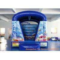 Buy cheap CE Inflatable Air Bouncer , Blow Up Bouncy Castle  2 Years Warranty from wholesalers