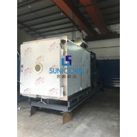 100kg Capacity Vacuum Freeze Dryer 380V 3phase 50Hz For Food Freeze Drying