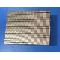 Buy cheap Small Cube Permanent SmCo Strong Magnets Used in Electronics and Motors from Wholesalers