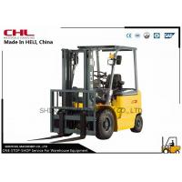 Buy cheap 1.8 Ton Capacity Narrow Aisle Electric Forklift Truck for Moving Cargo from Wholesalers