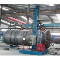 Buy cheap WM5050 lifting and retracting 5000 mm welding manipulator  with Motorized Rotation for Industrial / Petroleum from Wholesalers