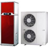 Quality High-efficiency Low temperature heat pumps for plate-type, double-pipe heat for sale