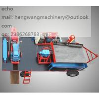 Buy cheap small gold mining equipment for small gold miner from Wholesalers