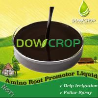 Buy cheap ROOT PROMOTOR@ AMINO POLYPEPTIDE LIQUID DOWCROP HIGH QUALITY HOT SALE 100% WATER SOLUBLE FERTILIZER ORGANIC Dark Brown from wholesalers
