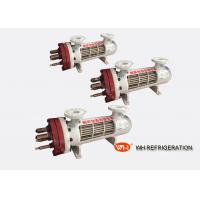 Buy cheap Shell And Tube Heat Exchanger For Plant Shell & Tube Type Heat Exchanger For Cooling Systems from wholesalers