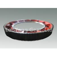Buy cheap Heavy Duty Rotary Kiln Split Girth Gears For Ball Mill / Machine Parts from Wholesalers