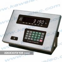 Buy cheap Singapore buy digital weighing indicator XK3190-DS3, DHM9BD10-C3-40t-12B3 ZEMIC load cell from Wholesalers