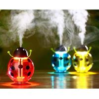 Buy cheap Mini USB Powered Home Car Desktop Beatles Aroma Humidifier With Night Light from Wholesalers