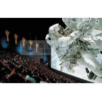 Buy cheap Fashionable 4d movie theater / cinema 4d motion system with flat / arc / Circular screen from Wholesalers