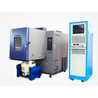Buy cheap Reliability / Durability  Temperature Humidity Chamber Vibration Test Chamber from wholesalers