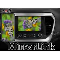 Buy cheap Android Video Interface Navigation Box for GMC for 2014-2018 Acadia / Canyon / Sierra / Terrain / Yukon with Bulit-in BT from Wholesalers