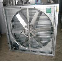 China industry greenhouse pig house poultry house wall mounted metal belt driven exhaust fan with good price on sale