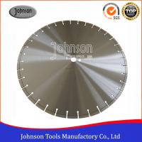Buy cheap 500 mm Laser Welded Diamond Stone Cutting Disc for Cutting Bluestone with Long Life time from wholesalers