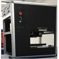 Buy cheap Single Phase 3D Laser Glass Etching Machine from Wholesalers
