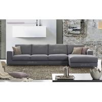 Buy cheap Purple Modern Fabric Sofa Bed For Home Furniture , Minotti fabric sofas from Wholesalers