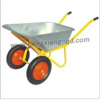 Buy cheap WB 5009S coupled wheel wheelbarrow from Wholesalers