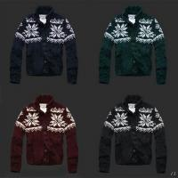Buy cheap A F / Hollister design men woven sweater cashmere sweater from Wholesalers