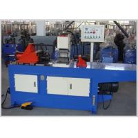 Buy cheap Custom Tube End Forming Equipment , Microcomputer Control Tube Forming Machine from Wholesalers