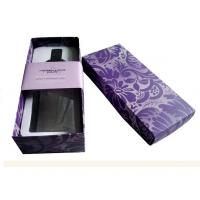 Buy cheap Colors Paper Box / Cosmetic Box Packaging With Plastic Inlay / Cosmetic Paper Box from wholesalers