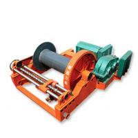 Buy cheap High Speed 10 Ton  -  50 Ton Electric Wire Rope Winch , Windlass JM Series from wholesalers