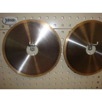 Buy cheap 300*2.2*60 continues rim ceramic or vitrified tiles cutting blade, fast cutting from wholesalers