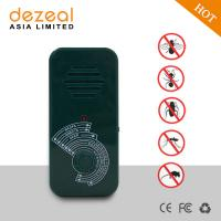 Quality Dezeal DZ-205 Amazon hot sale portable ultrasonic animal dog repeller for mice mouse insects ants cat for sale