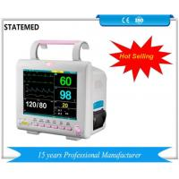 Buy cheap Large Screen Medical Vital Signs Monitor , Multiparameter Patient Monitoring System from wholesalers