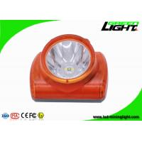 Buy cheap Explosion Proof Miners Lights For Hard Hats , Lightweight Led Miners Cap Lamp 13000 Lux from Wholesalers