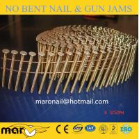 Buy cheap 15° Coil Framing Nails from Wholesalers
