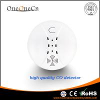 Buy cheap Portable Carbon Monoxide Detector With DC9V Battery , Stand Alone CO Detector from wholesalers