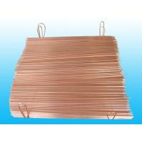 Buy cheap Precise Coating Copper Double Wall Welded Pipe , wall thickness 0.7mm from Wholesalers