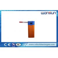 Buy cheap AC220V Automatic Barrier Gate for Car Parking system / Residential Boom Barrier from Wholesalers